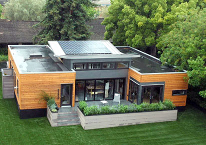 Beautiful Eco-Friendly Home