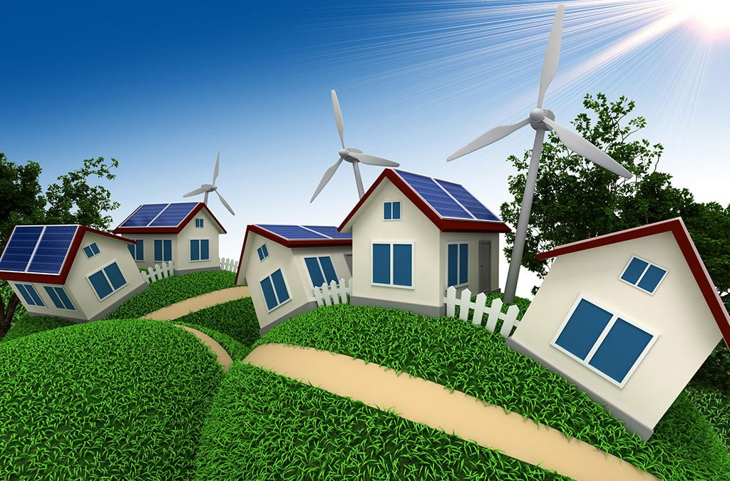 Advantages of Eco-Friendly Houses
