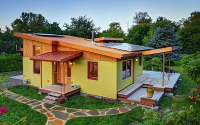 Sustainable Houses in 2017: A Step towards Sustainable Future